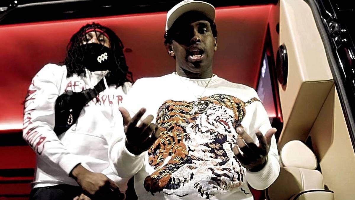 'Torontos mest hadede rapper' Top5 angiveligt arresteret i forbindelse med mord