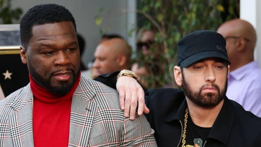 Eminem bekommt Instagram-Liebe von 50 Cent, Snoop Dogg & Royce Da 5'9 zu seinem 48. Geburtstag