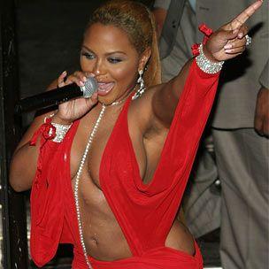 Lil 'Kim išaiškina Mary J. Blige, Keyshia Cole Remarks