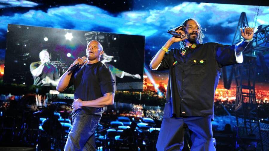 Snoop Dogg, Dr. Dre & The D.O.C. Gjenforenes for Instagram
