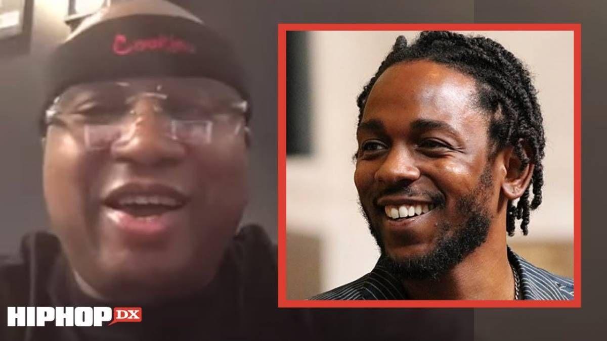 """""""E-40"""" rodo meilę Kendrickui Lamarui: """"Jis nusileido kaip vienas geriausių, kurie kada nors tai padarė"""""""