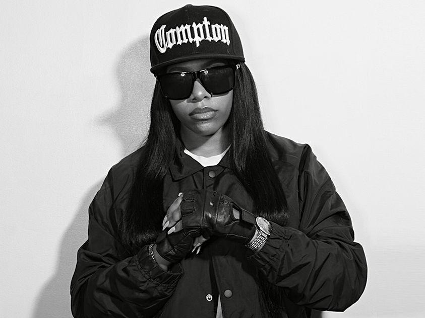 Eazy-Es Tochter trauert um die späte N.W.A-Legende am 25. Jahrestag seines Todes