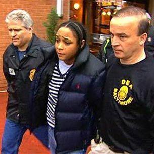 Felicia 'Snoop' Pearson von 'The Wire' bei Drogenüberfall verhaftet