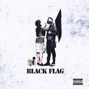 Maschinengewehr Kelly 'Black Flag' Tracklist, Download & Mixtape Stream