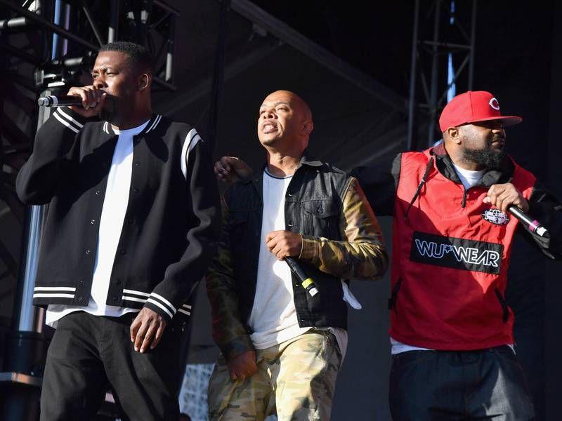 Wu-Tang Clan revient avec l'EP 'Of Mics & Men'