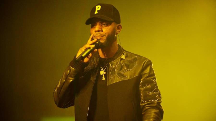Bryson Tiller packt Rap, R & B & Pop auf dem kommenden dreiteiligen Album 'Serenity' an