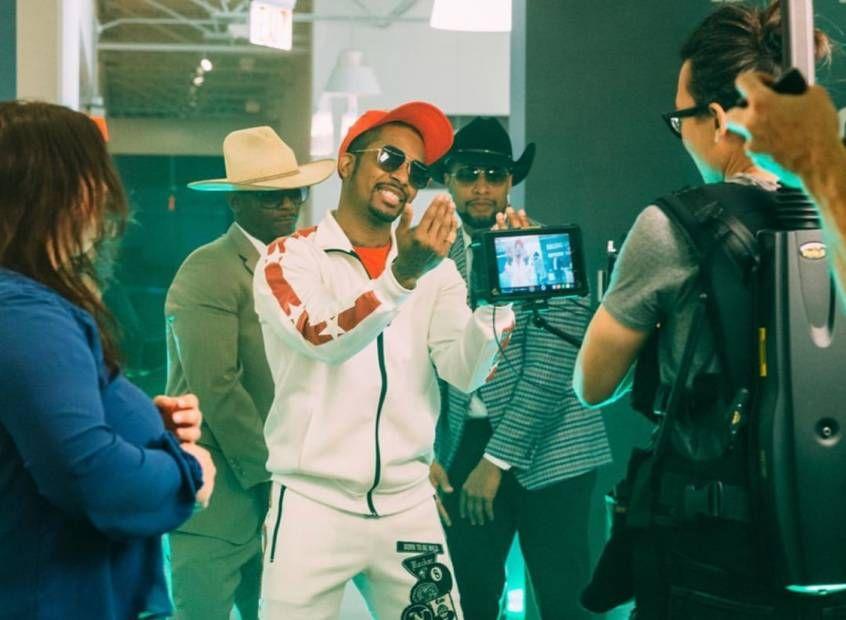 Interview: Chingy nutzt jetzt Hip Hop, um jungen Menschen Jobs zu bringen