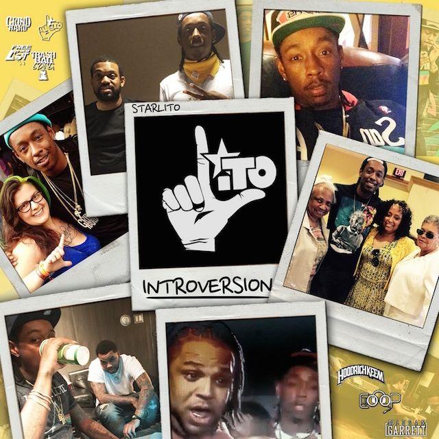 Starlito 'Introversion' Yayın Tarixi, Cover Art, Tracklist, Download & Mixtape Stream