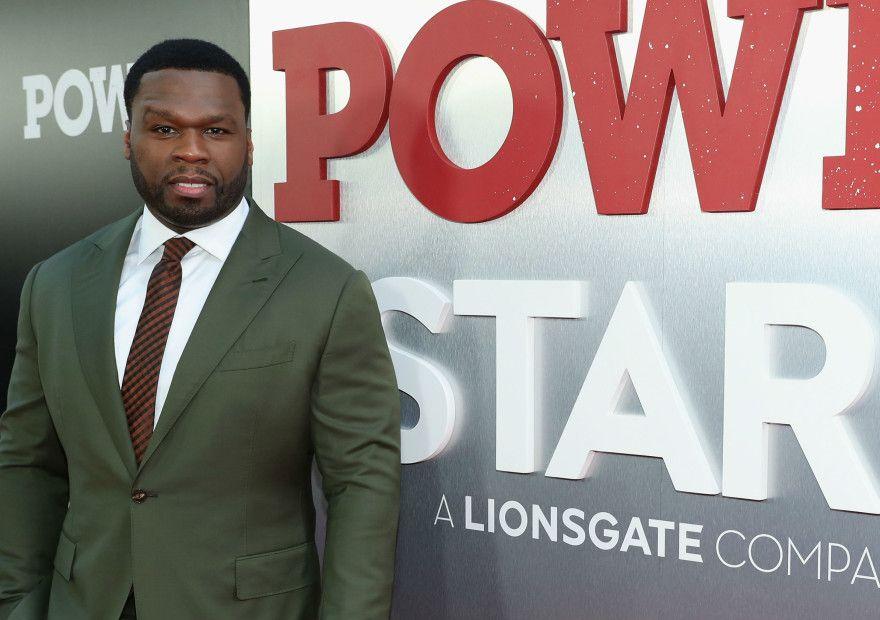 50 Cent sagt, STARZ beschuldigt ihn für 'Power' Finale Leak der 5. Staffel
