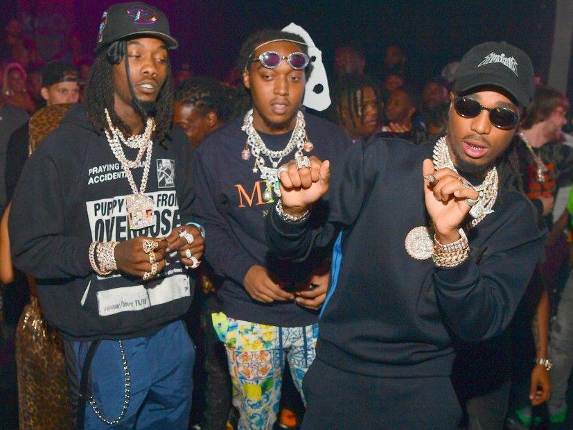 ATL Rapper verklagt Migos wegen angeblichen Diebstahls von 'Walk It Talk It