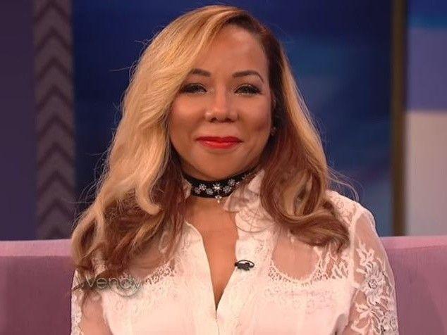 Tameka 'Tiny' Harris bricht das Schweigen über die Beziehung von Scheidung und T.I. zu Bernice Burgos