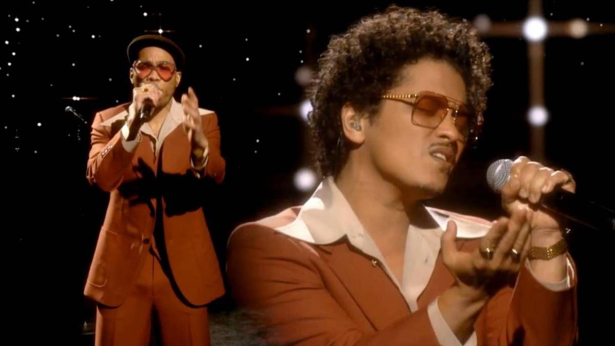 Bruno Mars & Anderson .Paak's Silk Sonic en tête du Billboard Hot 100