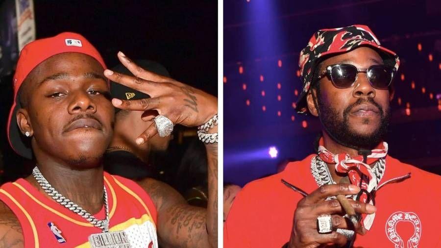 DaBaby & 2 Chainz liefern bemerkenswerte Bars auf Kanye Wests blitzsauberem Remix 'Nah Nah Nah