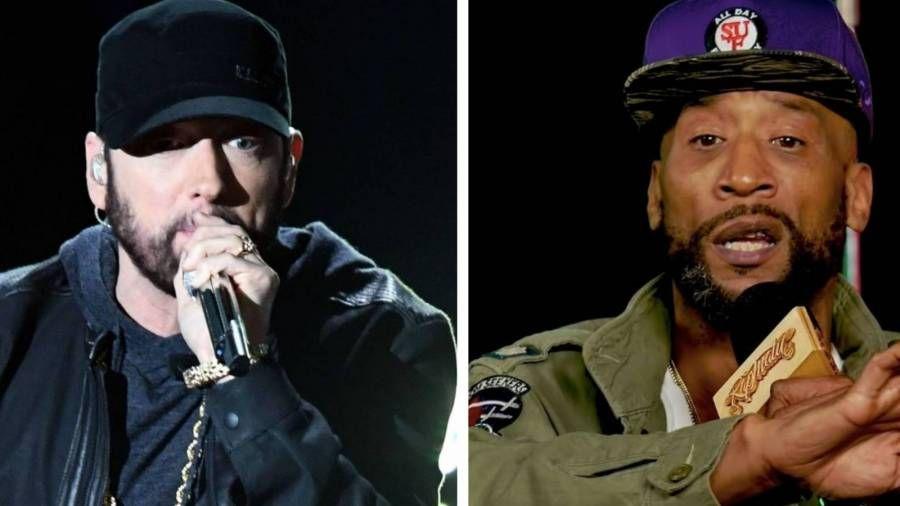 Eminem og Lord Jamars langvarige biff til slutt knust med Royce Da 5'9s hjelp