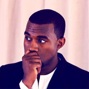 Kanye West sagt, er habe seine Texte für die ersten vier Alben nicht physisch geschrieben