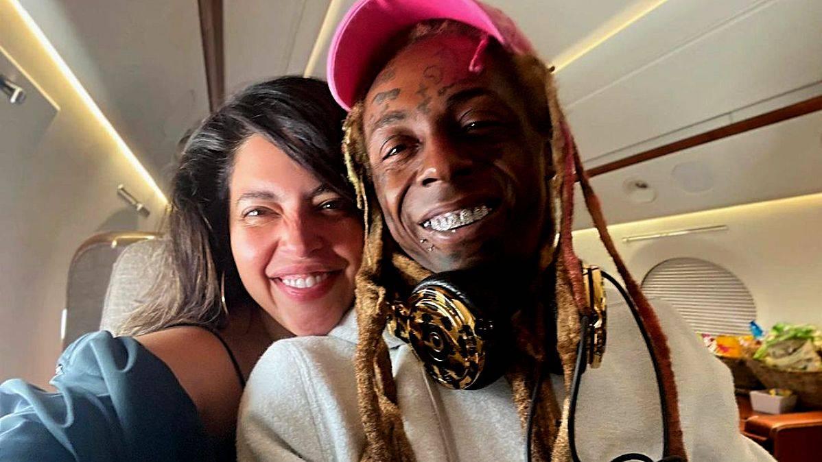Lil Wayne & Plus-Size-Model Denise Bidot gehen wieder mit ihrer Beziehung an die Öffentlichkeit