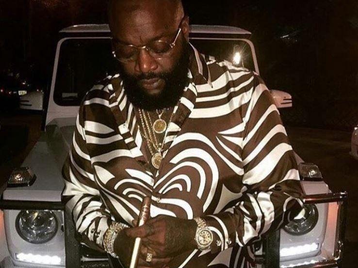 Rick Ross advarte Meek Mill om Nicki Minaj