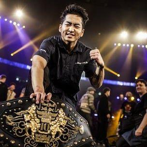 Hong 10 gewinnt Red Bull BC One Breakdance-Wettbewerb