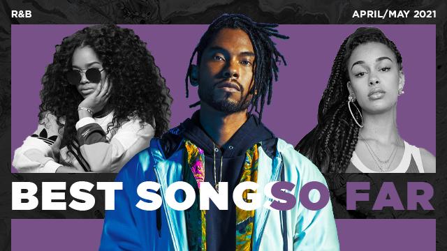 Die besten R & B Songs von 2021 ... (bisher)