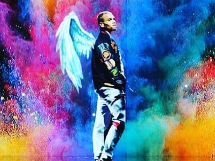 Chris Brown kehrt mit einem unentschlossenen Video zum Thema Karneval zurück