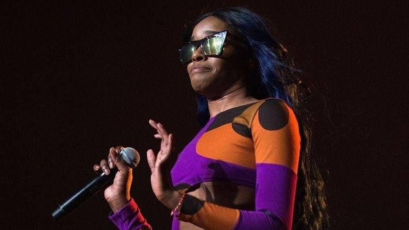 Azealia Banks beschuldigt Kanye West für Kim Kardashians Existenz und 'Beat Up Coochie