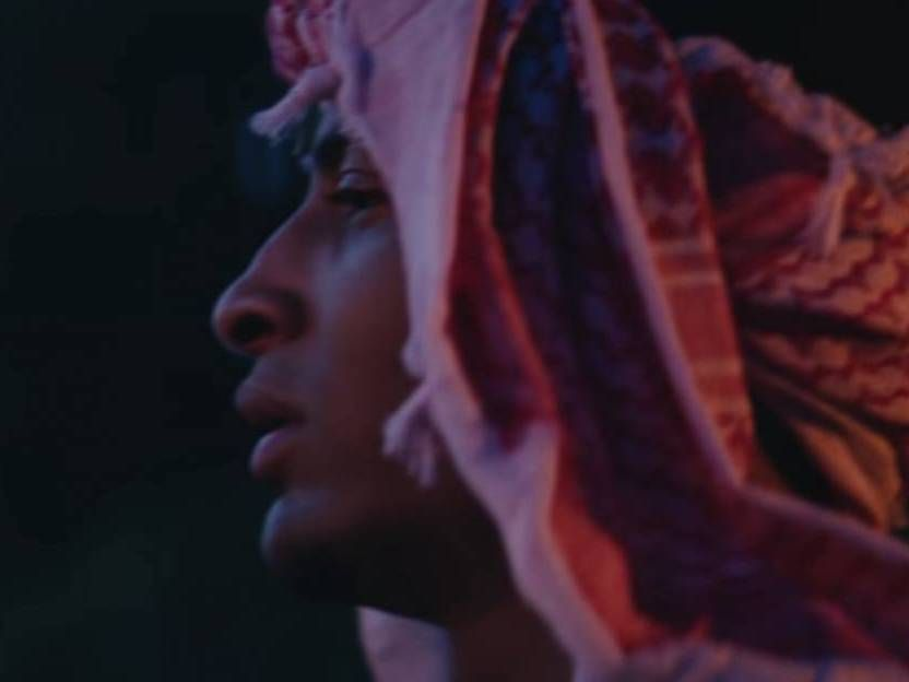 Comethazine Drops Sinister 'No Evidence' Skrekkfilm