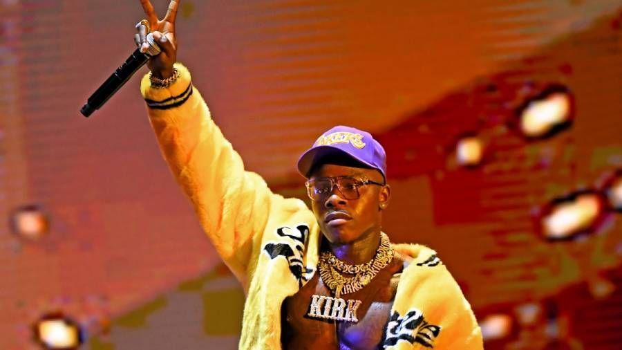 DaBaby dreht ein auffälliges 'Masterpiece' -Video, nachdem er sich als einer von zwei 'Best Rappers Alive' bezeichnet hat.