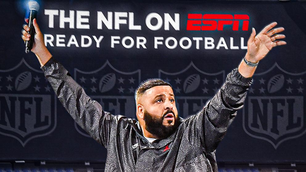 DJ Khaled devient conservateur de la musique pour le `` Monday Night Football '' d'ESPN