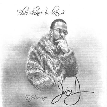 Juicy J 'Blue Dream & Lean 2' Date de sortie, pochette, tracklist, téléchargement et mixtape Stream