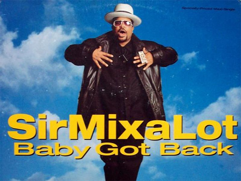 Sir Mix-A-Lot fejrer 25 års 'Baby Got Back
