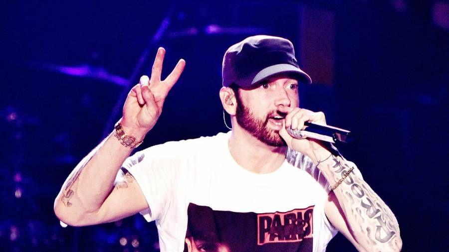 Eminems 'Shady XX'-Album-Cover-Art-Designer teilt Details des verschrotteten Projekts mit