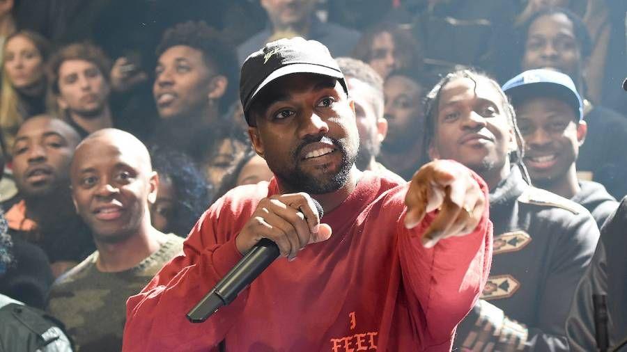 Kanye Wests Yeezy slår $ 500K hammer på eks-praktikant, der gik skurk på Instagram