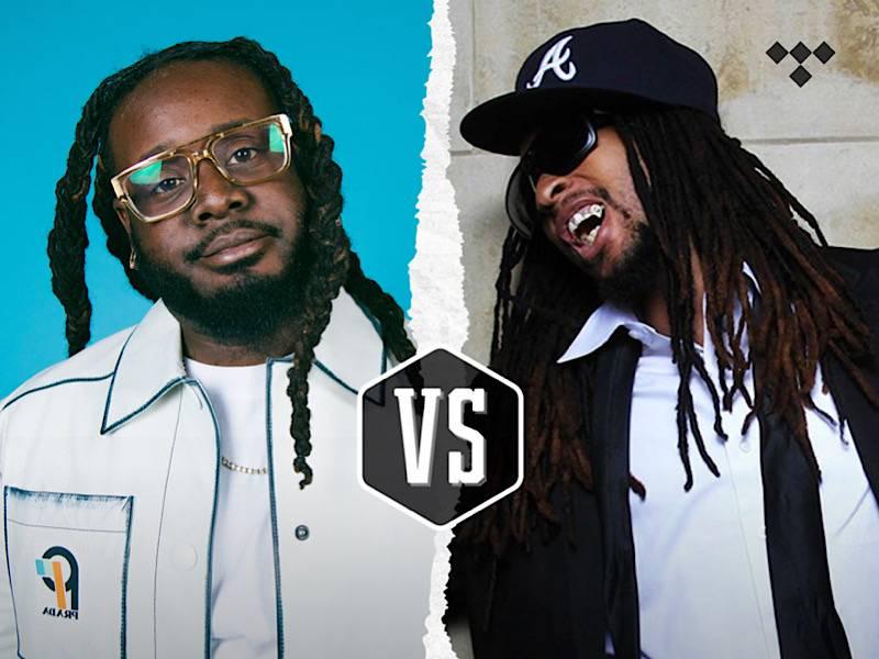 Lil Jon & T-Pain Vorschau unveröffentlichter Musik während des epischen Instagram Live Battle