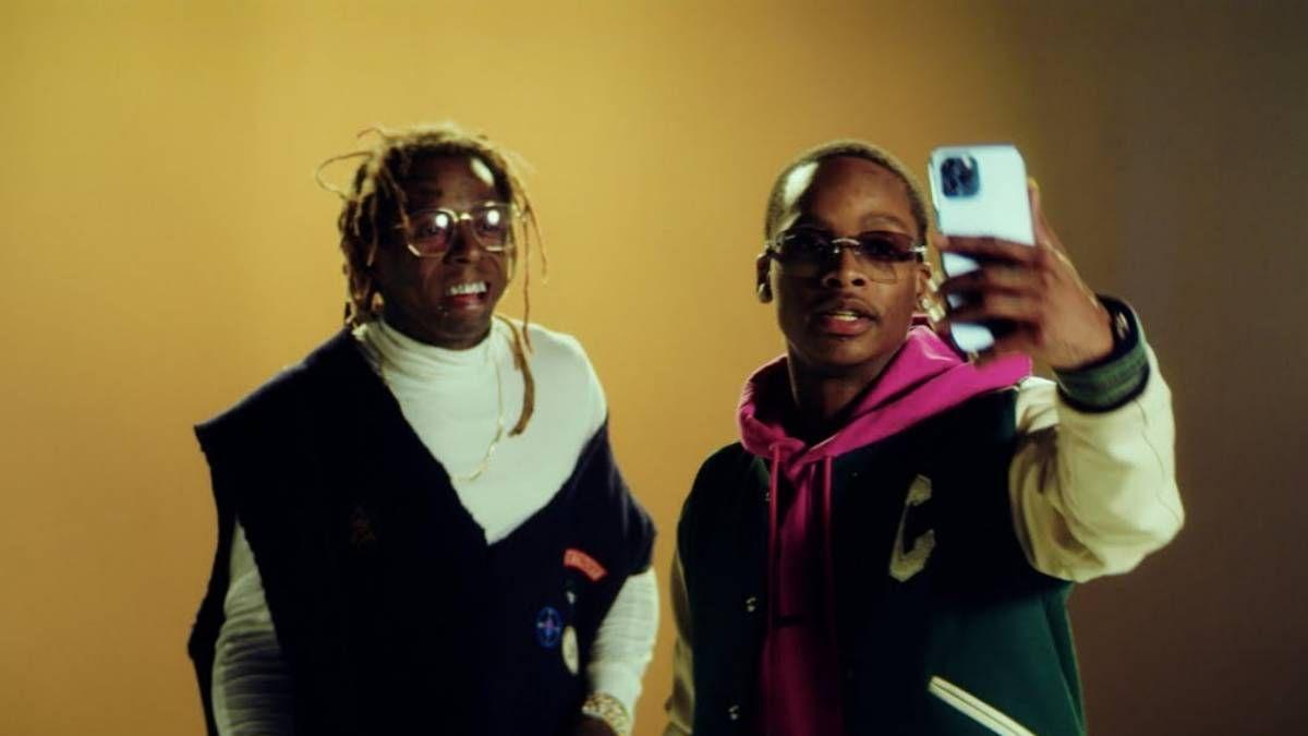 Chicago Rapper Calboy & Lil Wayne Channel Lauryn HIlls diamantzertifizierte 'Miseducation' für die Zusammenarbeit