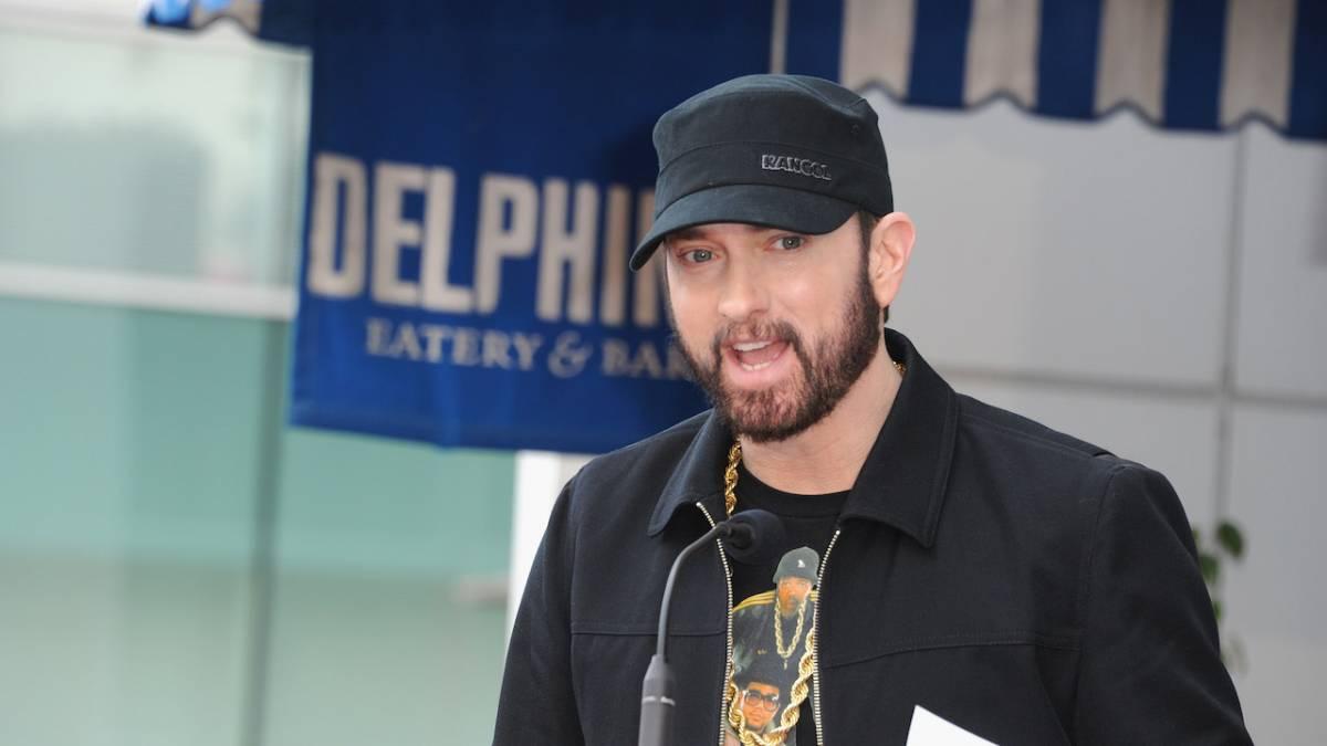Eminem betritt offiziell den NFT-Ring mit 'ShadyCon
