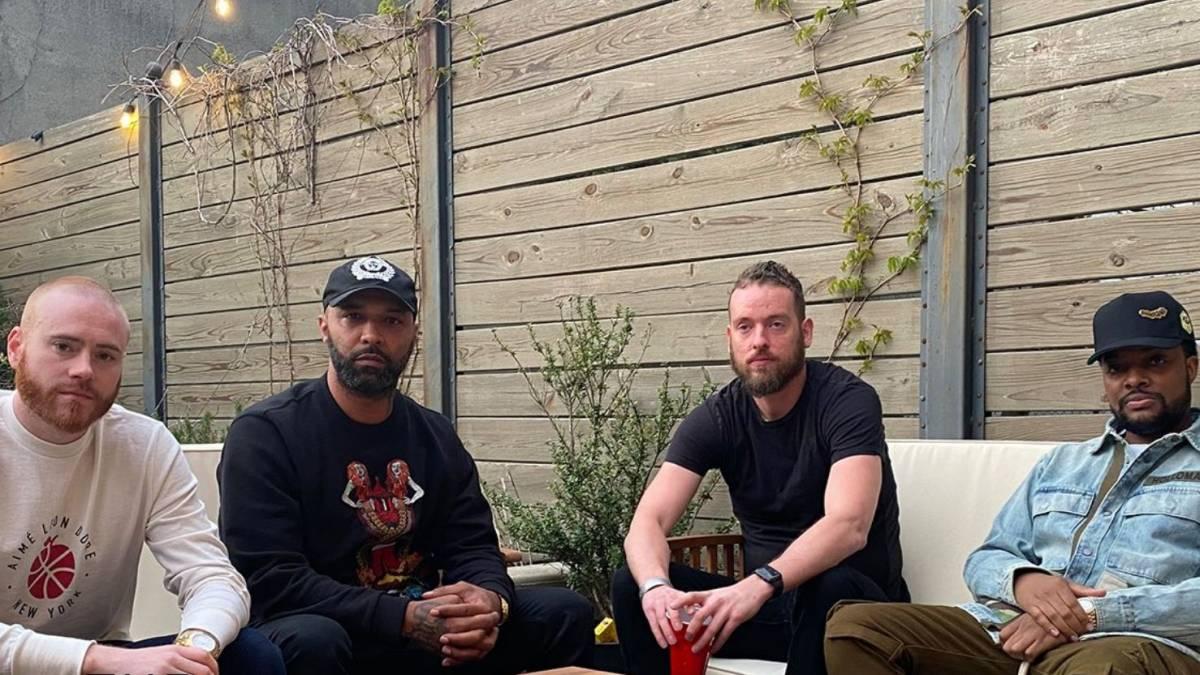 Joe Budden er co-vært Rory & Mal vender tilbage til 'The Joe Budden Podcast' efter Blowup