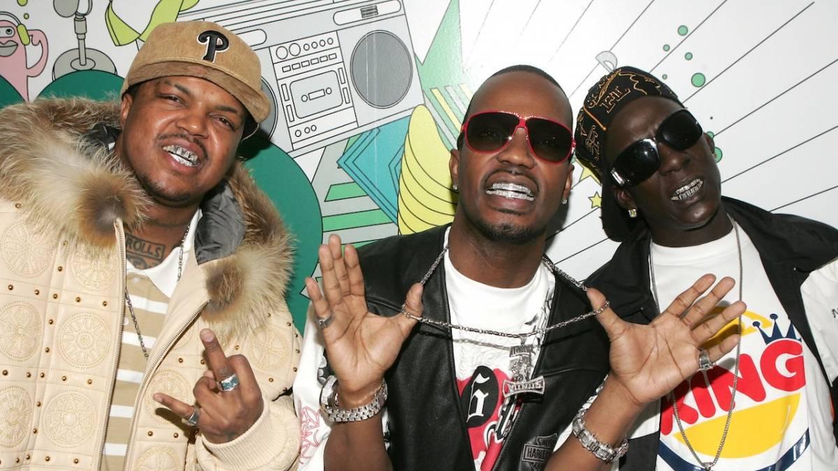 Juicy J Fined Three 6 Mafia Members for å sette narkotika over virksomheten