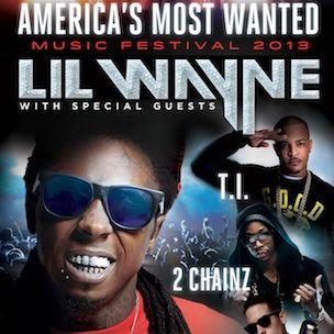 Lil Wayne, T. I., Französisch Montana & 2 Chainz 'Amerikas meistgesuchte Tour' Termine