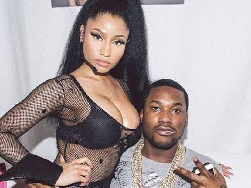 Nicki Minaj bestätigt, dass sie immer noch in einer Beziehung zu Meek Mill steht