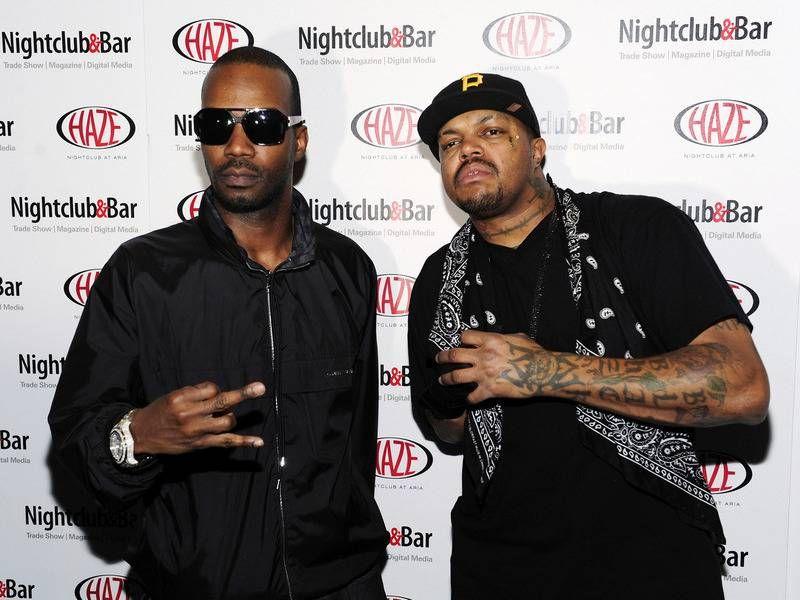Drei 6 Mafia von ehemaligen Partnern und Memphis-Künstlern wegen Urheberrechtsverletzung verklagt