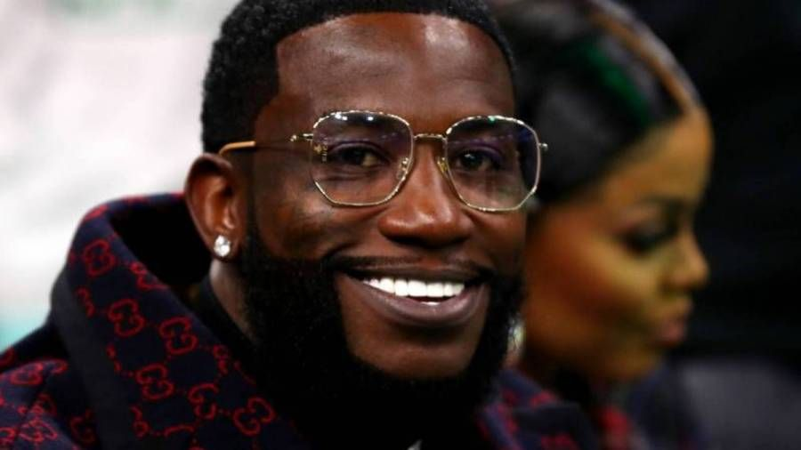 Gucci Mane Gifts Wife $ 1M Push Present Etter Baby Ices fødsel