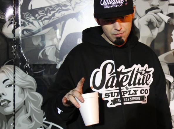 Paul Wall ruft die Rap-Industrie Houston Kulturgeier über schlanke Popularität