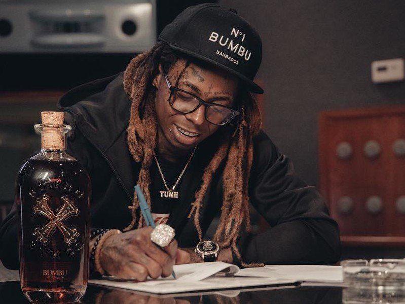 Ausgegrabenes Lil Wayne-Notizbuch mit Hot Boys-Texten für 250.000 US-Dollar