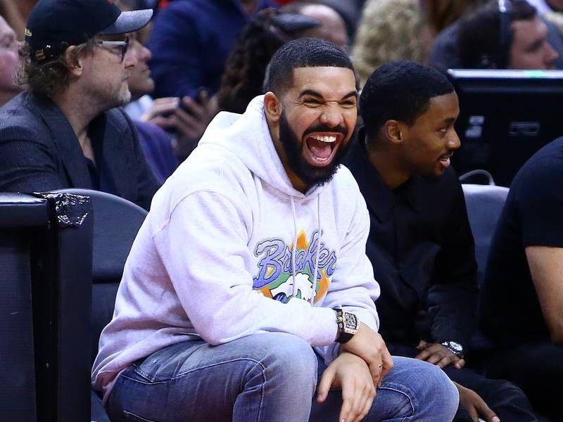 Drake nennt Funk Flex Straight 'Pussy' auf Instagram Live