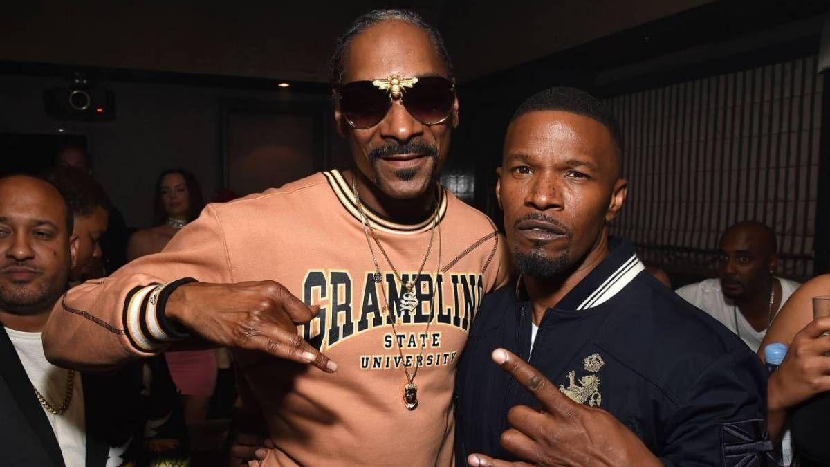 Snoop Dogg rejoint Jamie Foxx dans le film Netflix Vampire Hunter 'Day Shift