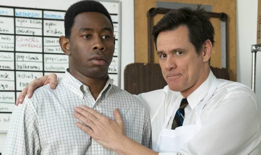 Tyler, skaberen, der skal vises i Jim Carreys Showtime-komedie 'KIDDING