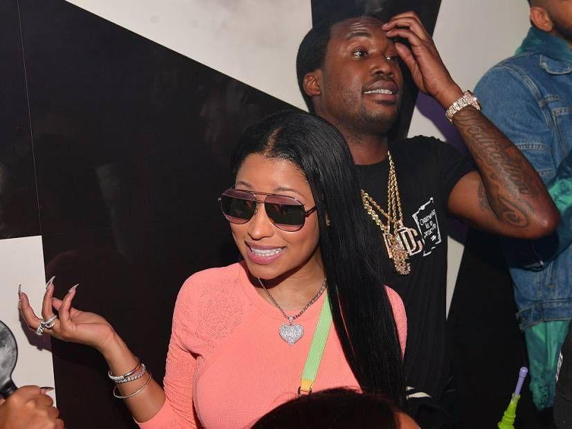 La guerre Twitter de Meek Mill et Nicki Minaj révèle des secrets involontaires