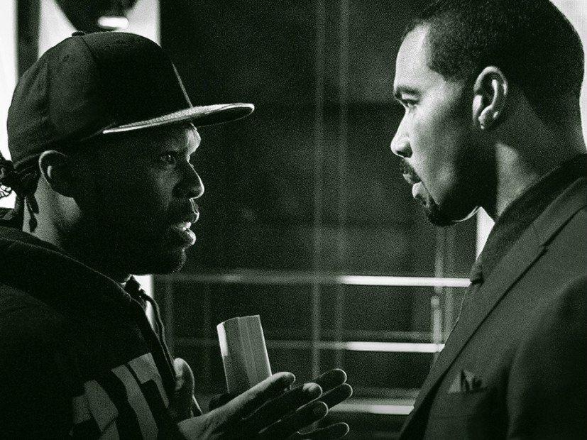 50 Cent 'Power' Staffel 3 Premiere war Starz 'meistgesehene Show aller Zeiten