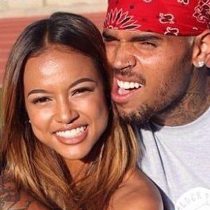Chris Brown & Karrueche Tran streiten sich über soziale Medien