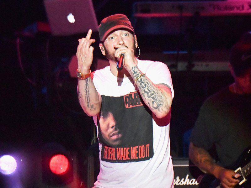 """Eminemo """"Killshot"""" ritmas iš pradžių nebuvo skirtas """"Slim Shady"""""""